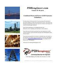 Detailed Engineering Analysis - PDHengineer.com
