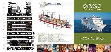MSC MAGNIFICA - MSC Cruceros