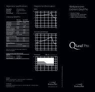 Spezifikationen Qleaf Pro - ExSilent
