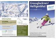 Grossglockner/ Heiligenblut
