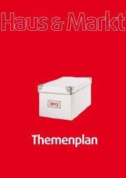 Themenplan - Haus und Markt