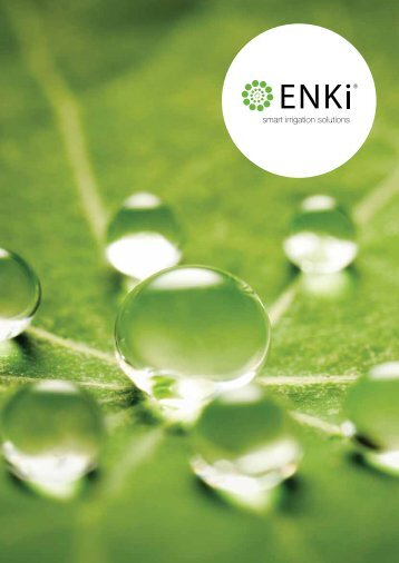 View the pdf Enki Irrigation Product Catalogue click here - Reece