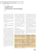 molekylärfiltrering bevarar museiföremål - Camfil - Page 3