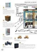 molekylärfiltrering bevarar museiföremål - Camfil - Page 4