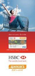 Services Guide - Hsbc