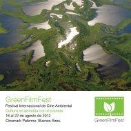 GreenFilmFest - Creatividad Etica