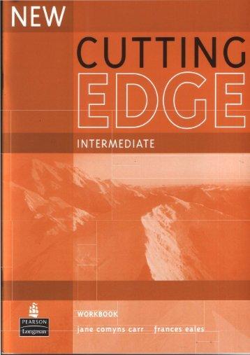 New Cutting Edge - Intermediate - Workbook