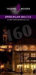 spielplan 2011/12 - Theater Meissen
