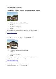 teilnehmenden Vermieter als PDF downloaden - Die Tierisch Wilde ...