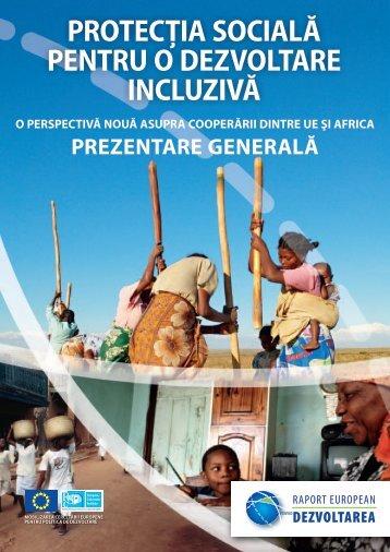 raportul european privind dezvoltarea 2010 prezentare generală ...