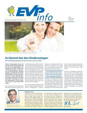 info - EVP