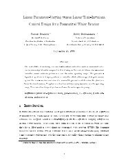 Linear Parameter-Varying versus Linear Time-Invariant Control ...