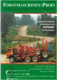 November 1993 - Huttner Fahrzeugbau GmbH