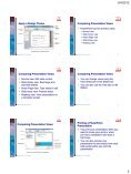 Unit A: Creating A Presentation in PowerPoint 2010 Objectives ... - Page 5