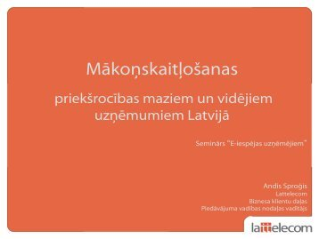 Andis Sprogis_prezentacija par makoniem_NEW - LIKTA