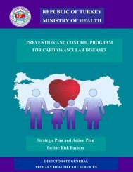 Strategic Plan and Action Plan for the Risk Factors