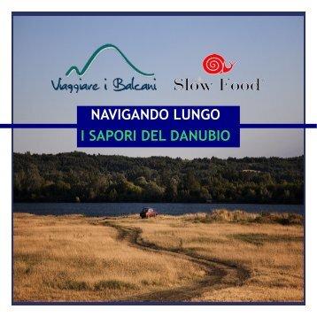 La brochure del viaggio - Michele Nardelli