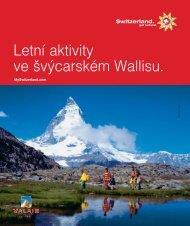 Letní aktivity ve ‰v˘carském Wallisu. - Moje Švýcarsko.com