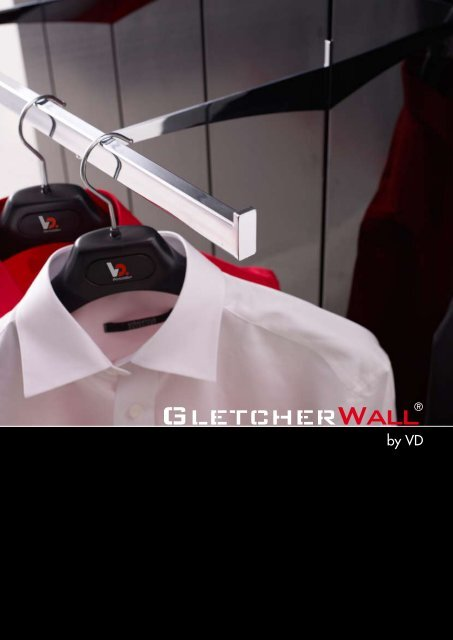 GletcherWall Imagebroschüre