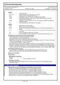 EG-Sicherheitsdatenblatt Bauschaum 1K Pistolenschaum ... - Lugato - Page 7
