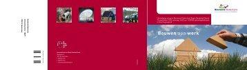 'Bouwen aan werk' - Regionaal Platform Arbeidsmarktbeleid Noord ...