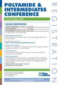 POLYAMIDE & INTERMEDIATES CONFERENCE - FiberSource - Page 4