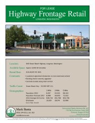 Highway Frontage Retail - Commercial Realty Advisors