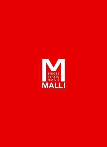 Aktuelle Preisliste downloaden (13 MB) - Malli Haus