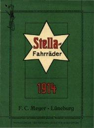 Stella Fahrräder F. C. Meyer, Lüneburg