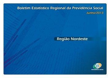 BERPS Nordeste - Ministério da Previdência Social