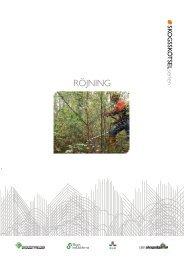 Röjning, 75 sidor (pdf, 3 Mb) - Skogsstyrelsen