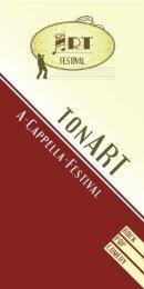 estivals - tonART Festival Ilmenau