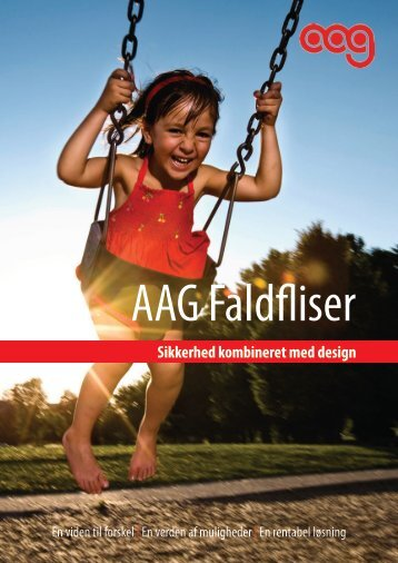 Brochure - AAG Faldfliser