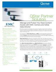 QStar Data Director - EMC Centera