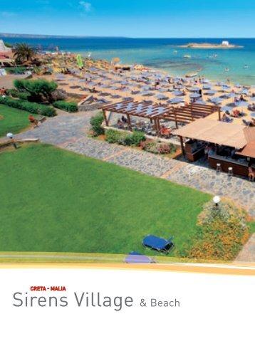 Sirens Village & Beach - Settemari