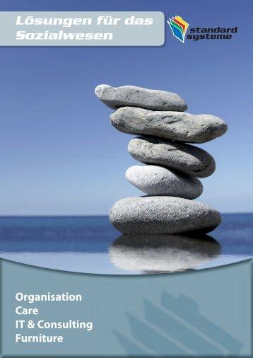 Katalog Lösungen für das Sozialwesen 2012 - Standard Systeme