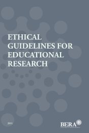 BERA-Ethical-Guidelines-2011