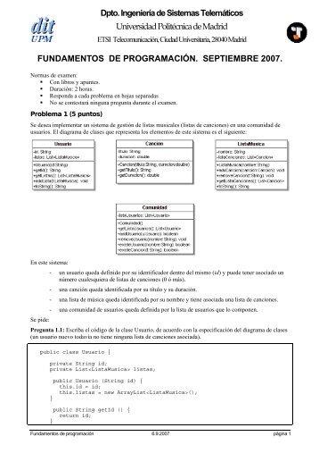 Soluciones - Universidad Politécnica de Madrid