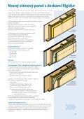 Dřevostavby - Podklady pro výrobce dřevostaveb a projektanti - Rigips - Page 7