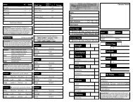 Double-sided black-and-white character folio - Bold Pueblo Games