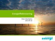 Proaktivt Forum - Svensk energi