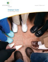Employer Guide - Rogers Benefit Group