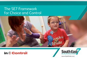 The SE7 Framework for Choice and Control