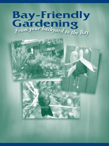 Gardening for a Sense of Place - the Bay-Friendly Coalition