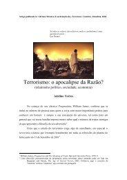 Adelino Torres-Terrorismo-O apocalipse da Razão - adelinotorres.com