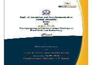 National Conference on Ethical Issues and Indian Media