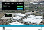 download brochure - Prologis Park Coventry