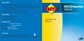FRITZ!Powerline - Technik-und-Elektronik.de