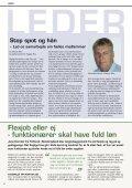 HEIDI FIK MEDHOLD I SIN KLAGE - Det Faglige Hus - Page 2