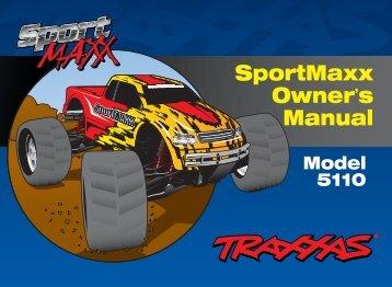 SportMaxx Manual Part 1 - Horizon Hobby